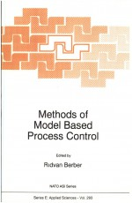Methods of Model Based Process Control by: R. Berber ISBN10: 0792335244