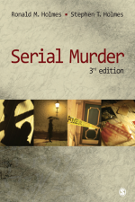 Serial Murder by: Ronald M. Holmes ISBN10: 1412974429