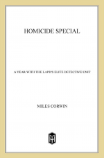 Homicide Special by: Miles Corwin ISBN10: 1627799184