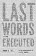 Book: Last Words of the Executed (mentions serial killer John Joubert)