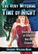 Book: The Very Witching Time of Night (mentions serial killer Amy Archer-Gilligan)