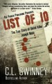 Book: List Of 10 (mentions serial killer Joseph Naso)