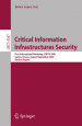 Book: Critical Information Infrastructure... (mentions serial killer Volker Eckert)
